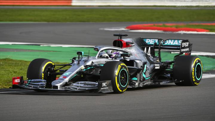 Mercedes hará un test doble en Silverstone antes del regreso