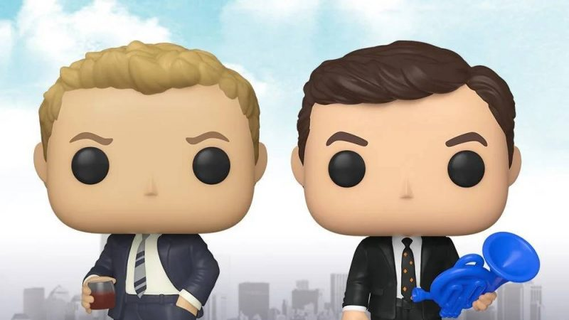 Funko Pop tendrá figuras de How I Met Your Mother