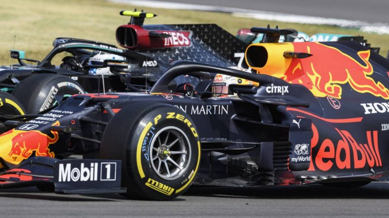 Red Bull asusta a Mercedes