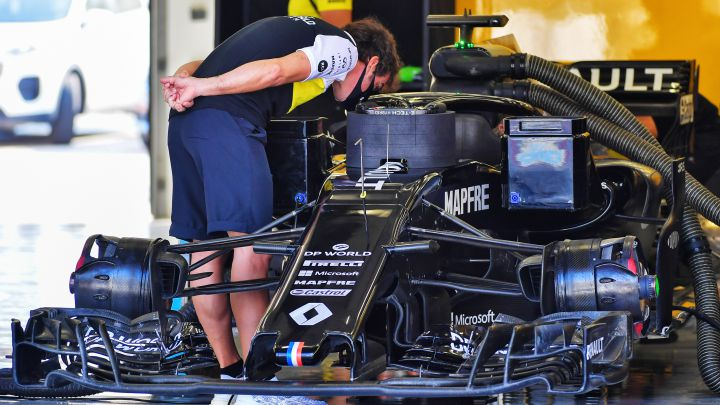 Alonso pone firme a Renault