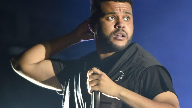 The Weeknd critica a los Grammy tras desaire